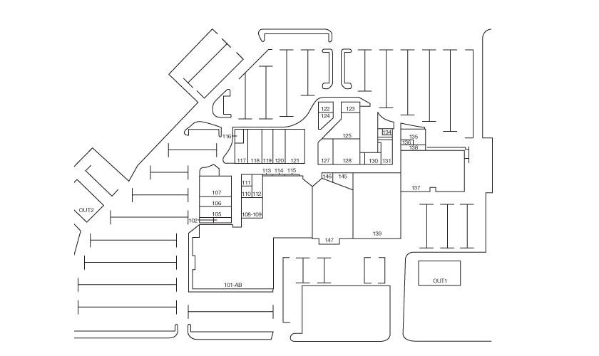 Viking Mall Map